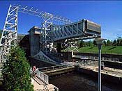 Kirkfield Liftlock